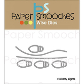 Holiday Lights - Paper Smooches Die