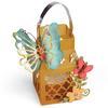 Butterfly Lantern - Sizzix Thinlits Dies 9/Pkg