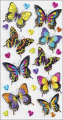 Dancing Butterflies - Sticko Stickers