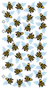 Bees - Sticko Stickers