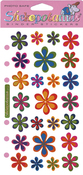 Funky Flowers - Sticko Stickers