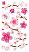 Cherry Blossom - Sticko Stickers