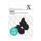 3D Butterfly - Xcut Mini Decorative Dies