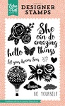 Do Amazing Things Stamp Set - Echo Park