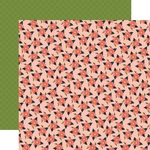 Lily Meadow Spray Paper - Flora No 1 - Carta Bella