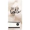 Heidi Swapp Lightbox Insert Storage Album