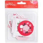 My Funny Valentine Ephemera Cardstock Die-Cuts 40/Pkg