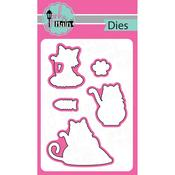 Meow, 5/Pkg - Pink And Main