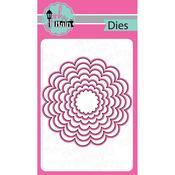 Scallop Circle, 7/Pkg - Pink And Main Dies