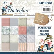 "Find It Trading Precious Marieke Winterfun 6""X6"" Paper Pack"