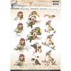 Funny Birds - Find It Trading Precious Merieke Winterfun Punchout