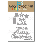 Christmas Tree - Paper Smooches Die
