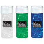 Be Merry And Bright Glitter Vials 3/Pkg