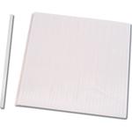 White - Darice Double-Sided Foam Sticky Strips 33/Pkg