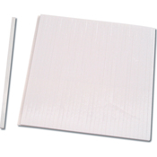 White - Darice Double-Sided Foam Sticky Strips 33/Pkg