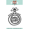 "Merry & Bright Ornaments - Neat & Tangled Clear Stamps 3""X4"""