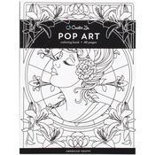 Pop Art - Creative Zen Coloring Book