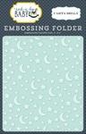Stars & Moon Embossing Folder - Carta Bella