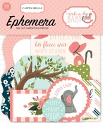 Rock-A-Bye Baby Girl Ephemera - Carta Bella