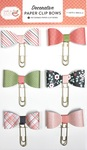 Rock-A-Bye Baby Girl Bows - Carta Bella