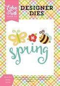 Bloom Into Spring Die Set - Echo Park