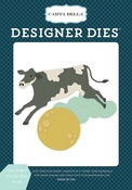 Cow Jumped Over The Moon Die Set - Carta Bella