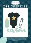 Newborn Necessities Die Set - Carta Bella