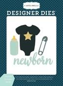 Newborn Necessities Die Set - Carta Bella
