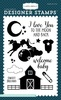 To The Moon & Back Stamp Set - Carta Bella