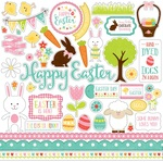 Celebrate Easter Element Stickers - Echo Park