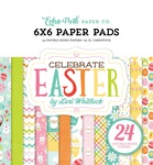 Celebrate Easter 6 x 6 Paper Pad - Echo Park