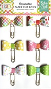 Celebrate Easter Bow Paper Clips - Echo Park