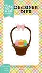 Easter Basket & Eggs Die Set - Echo Park