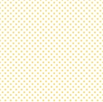 Yellow Sunshine Easter Vellum Dot Paper - Echo Park