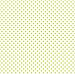 Green Grass Easter Vellum Dot Paper - Echo Park
