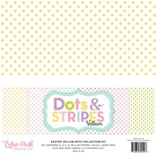 Easter Vellum Dot Collection Kit - Echo Park