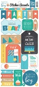 Birthday Boy Sticker Sheet - Echo Park