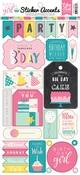 Birthday Girl Stickers - Echo Park