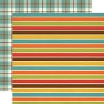 Stripes Paper - Grandson - Echo Park