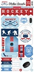 Hockey Sticker Sheet - Echo Park