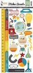 Science Fair Sticker Sheet - Echo Park