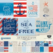 Seafarer Collection Kit - Authentique