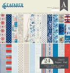 Seafarer 12 x 12 Paper Pad - Authentique