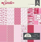 Sweetie 12 x 12 Paper Pad - Authentique