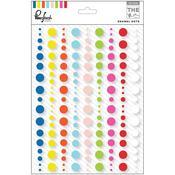 The Mix No 1 Enamel Stickers - Pinkfresh