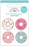 Mini Donuts Doodlepops - Doodlebug
