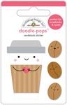 Coffee Mates Doodlepops - Doodlebug