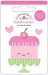 Sweet Cake Doodlepops - Doodlebug
