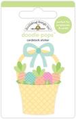 Easter Basket Doodlepops - Doodlebug