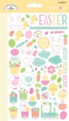 Easter Express Mini Icon Stickers - Doodlebug